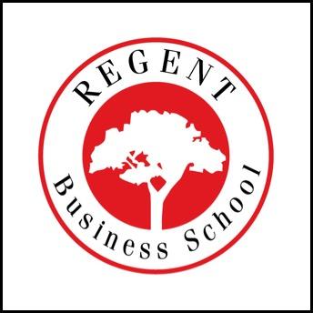 REGENT business School Logo