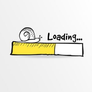 slow seo causes frustration!